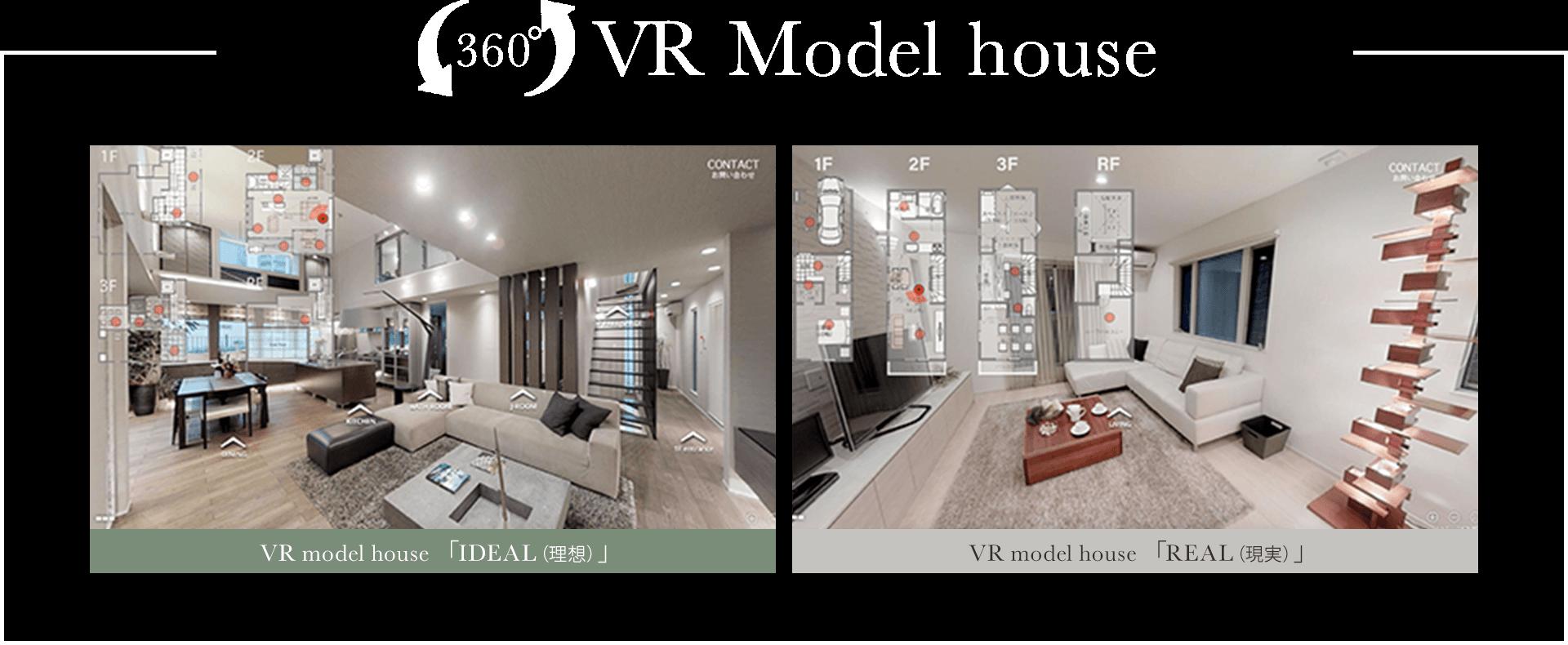 VR Modelhouse